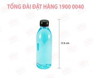 Chai nhựa PET MS192 350ml giá sỉ
