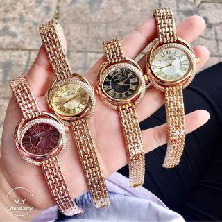 Đồng hồ nữ la mã SWARO.VSKI giá sỉ
