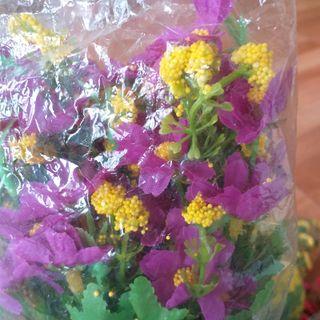 Hoa giả - Hoa cánh bướm trang trí giá sỉ