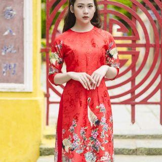 Xưởng may áo dài truyền thống áo dài cách tân giá sỉ