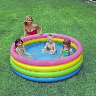 Bể bơi phao 4 tầng Intex 56441 cho bé giá sỉ