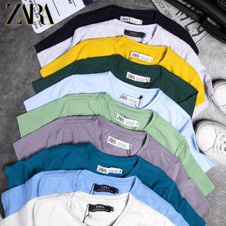 áo thun nam trơn 100 cotton giá sỉ