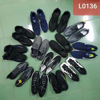 Giày Thể Thao Nam Lô 30 Đôi Hàng Quảng Châu giá sỉ