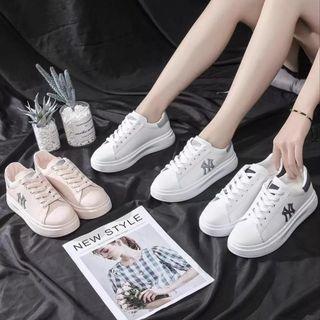Giày Sneaker Phản Quang Logo NY giá sỉ