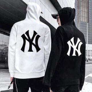 Áo hoodie new yort nỉ nhập siêu đẹp 2 màu giá sỉ