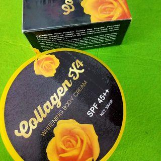 kem body Collagen x4 spf 45 hủ lớn 300 gram giá sỉ