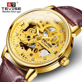 Đồng hồ cơ Tevise-068 giá sỉ