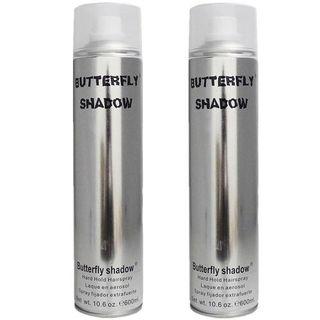 Gôm xịt tóc nam BUTTERFLY SHADOW 320ml giá sỉ