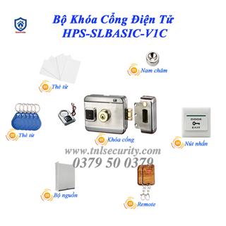 Bộ Khóa Điện Tử Hps-Slbasic-V1C giá sỉ