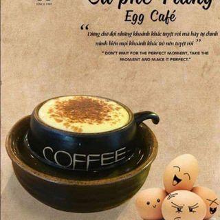 Bộ cốc cafe trứng hàng gốm sứ Bát Tràng giá sỉ