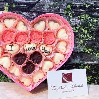 Socola Valentine Handmade giá sỉ
