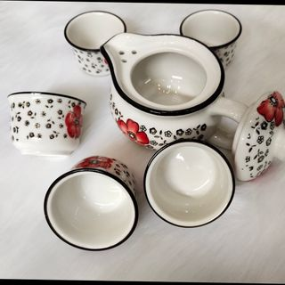 Sỉ bộ tách trà gốm sứ cao cấp giá sỉ