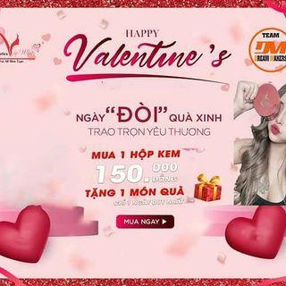 Khuyến mãi sốc ngày valentine giá sỉ