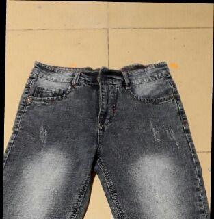 Xưởng may quần short jean nam giá sỉ