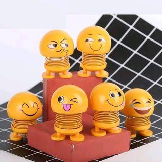 Thú Nhún EMOJI - Emoji Lò Xo - Emoji Cười - Thú Nhún Lò Xo giá sỉ