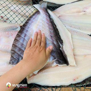 Khô cá dứa một nắng giá sỉ