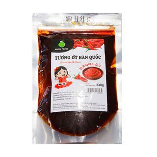 230G Tương ớt Hàn Quốc Green Foods giá sỉ
