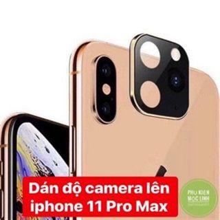 Miếng dán giả cụm Camera Ip 11 PROMAX giá sỉ