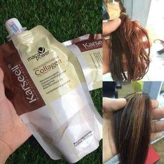 Dầu ủ tóc Collagen giá sỉ