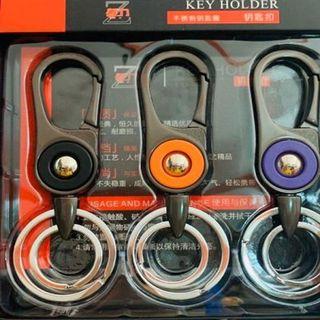 Móc khóa móc quần inox cao cấp Key Holder giá sỉ