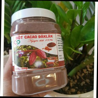 Cacao nguyên chất giá sỉ
