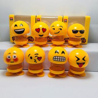 Emoji hộp to hình biểu tượng cảm xúc thú nhún lò xo giá sỉ