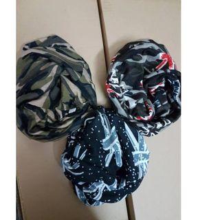 Khăn ống đi phượt - khăn quàng cổ, buộc tóc, trùm đầu (giao màu ngẫu nhiên) giá sỉ