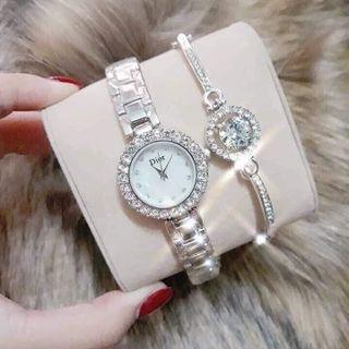 Đồng hồ và lắc tay giá sỉ