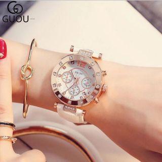 Đồng hồ nữ GUOU 8050 giá sỉ