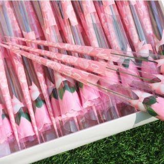 Hoa sáp thơm hoa hồng sáp 5k5 giá sỉ