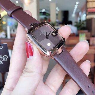 Đồng hồ nữ GUOU 8190 giá sỉ