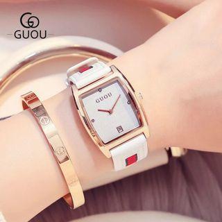 Đồng hồ nữ GUOU 8074 giá sỉ