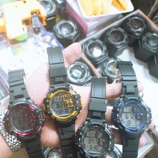 Đồng hồ thể thao điện tử DIRAY 336G full hộp giá sỉ