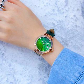 Đồng hồ nữ GUOU 8208 giá sỉ