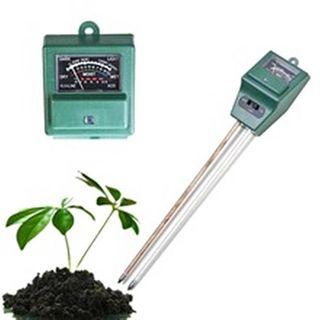 Máy đo ph đất, đo độ ẩm, đo ánh sáng 3 in 1 giá sỉ