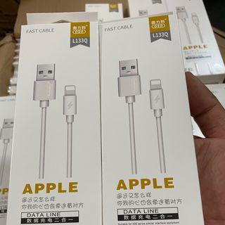 Cáp sạc iphone hộp hàng cty sạc nhanh cực chuẩn cho ip5 xsmax giá sỉ