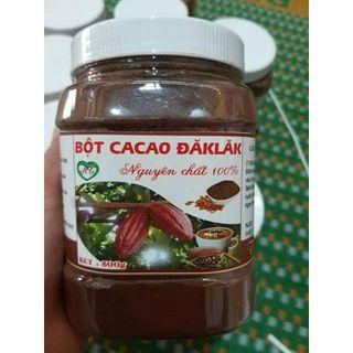 Bột cacao daklak giá sỉ