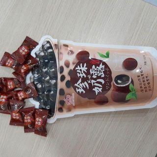 Kẹo trà sữa trân châu Đài Loan giá sỉ