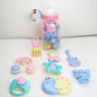 Bộ đồ chơi cho bé 1-2 tuổi trong bình sữa - tuighidf84 giá sỉ