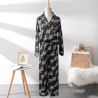 Đồ ngủ pijama nữ coca cola qc cao cấp giá sỉ
