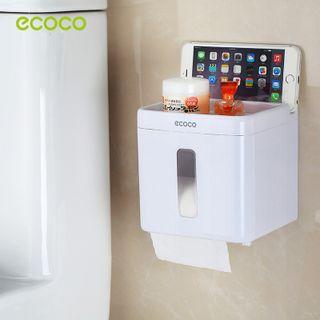 Hộp đựng giấy vệ sinh Ecoco - tuhgidf894 giá sỉ