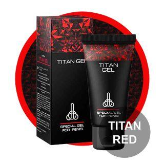 Gel Tantra Titan RED 50ml - Hàng chuẩn NGA - bao check giá sỉ