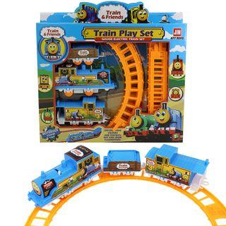 Bộ đồ chơi đường ray xe lửa cho bé-ghgh giá sỉ