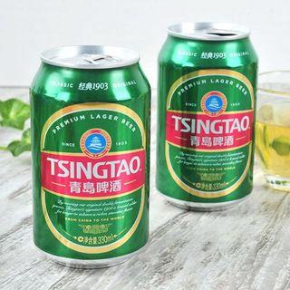 Bia Tsingtao Lon nhỏ 330ml giá sỉ