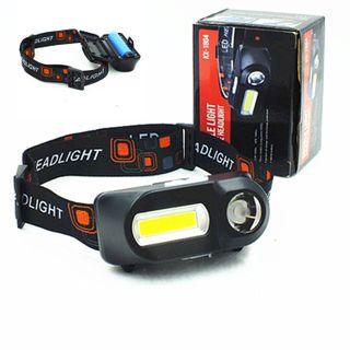 Đèn đội đầu sài pin 18650 sạc USB-fđs giá sỉ