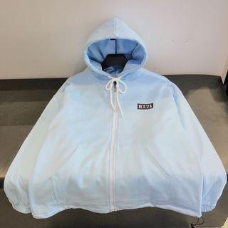 Áo khoác hoodie nữ nỉ ngoại in BT21 giá sỉ