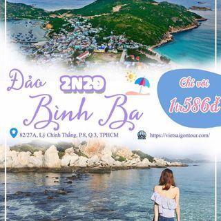 Đảo Bình Ba - Thiên đường tôm hùm giá sỉ