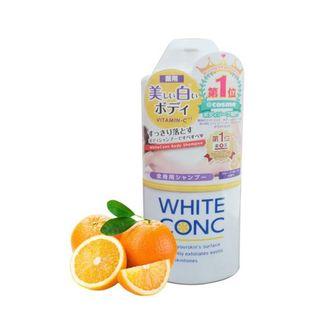 SỮA TẮM WHITE CONC BODY SHAMPOO CII 360ML giá sỉ