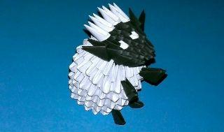Origami 3D mini xếp sẵn giá sỉ