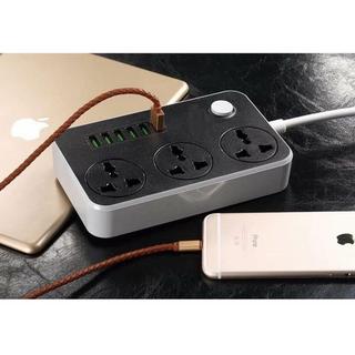 Ổ CẮM ĐIỆN TITAN 6 CỔNG USB giá sỉ